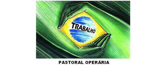 Resultado de imagem para pastoral operaria